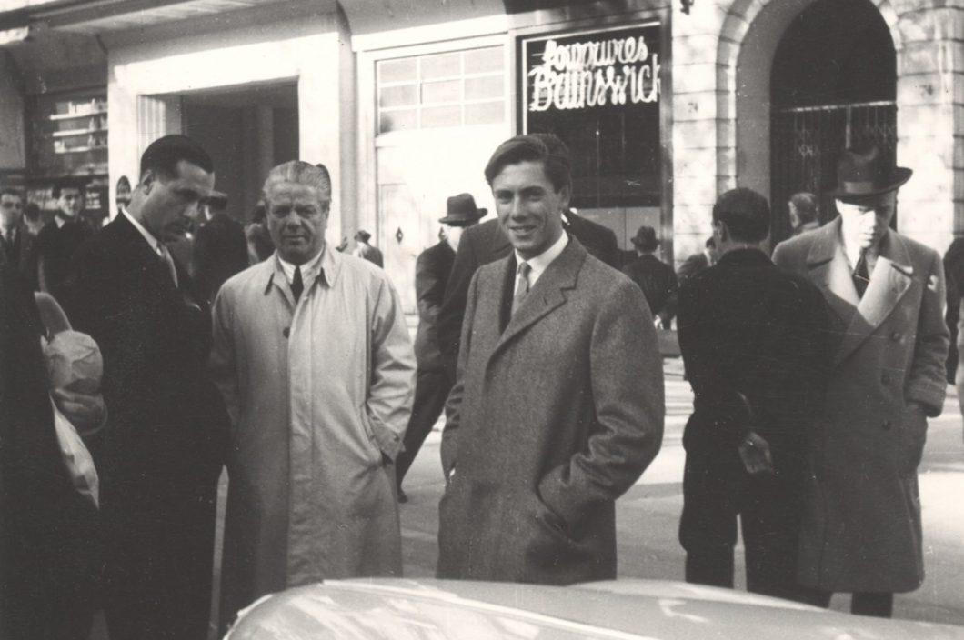 Salon de l'automobile de Paris - 1946