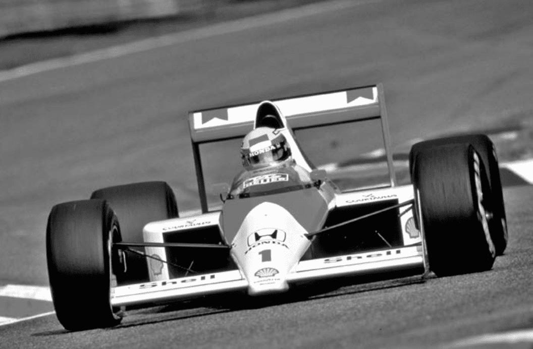 1989 : Honda - moteur des grands succès